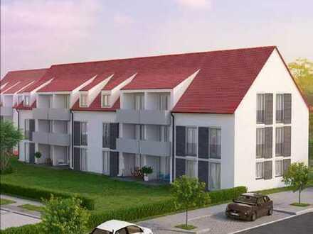 Hochwertige 2 Zimmer Wohnung in Leipheim, Wohnpark am Wasserturm zu verkaufen!