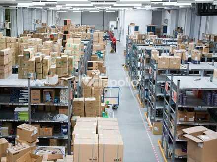 Beheizte Lager-/ Logistikfläche   verkehrsgünstige Lage  kurzfristig verfügbar