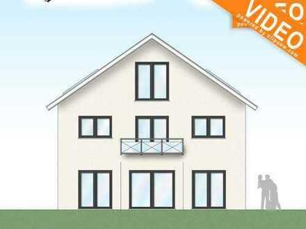 Das Haus der Zukunft. KFW-40PLUS-Haus mit umfangreicher Förderung und Stromeigenversorgung