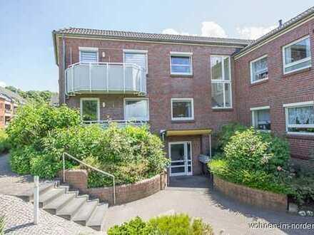 Molfsee: Ruhige 3-Zimmerwohnung in Hochparterre  mit zwei Balkonen