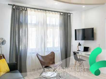 vollmöbliertes premium Business-Apartment in Frankfurt-Rödelheim