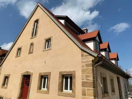 Erstbezug nach Sanierung: Wohnung mit fünf Zimmern in Ramsberg