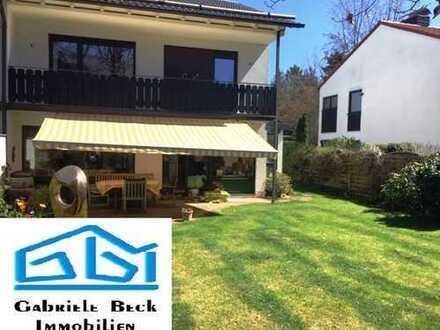 G.B.I.-Angebot: Ottobrunn/Riemerling DHH großzügige Raumaufteilung ca. 150 m² Wfl. EBK Parkett