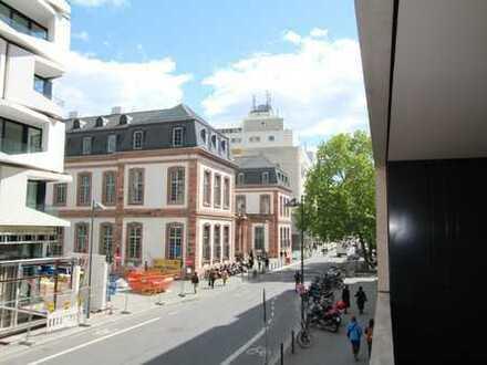Stilvolle Maisonette am Eschenheimer Tor mit Terrasse und Innenhof