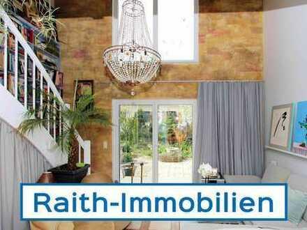 Urlaubsfeeling Zuhause - Beeindruckendes Einfamilienhaus mit sonnigem Garten!