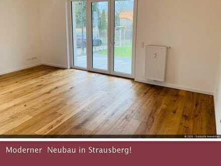 Schöne Terrassenwhg. im grünen Strausberg! **Besichtigung: So., 25.10. // 11:00 Uhr**
