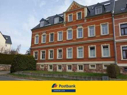 Große 71 m² 2-Raum Wohnung im Erdgeschoss - Einzeldenkmal - provisionsfrei aus Bankenverwertung