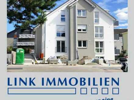 *** Hochwertig Wohnen im Neubau - mit zwei Balkonen (EG) ***