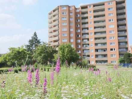 Hannover-Bothfeld: renovierte 1-Zimmer-Wohnung mit Loggia, ideal für Pendler und Kapitalanleger.
