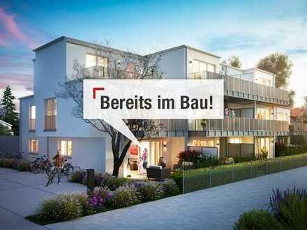 Sichern Sie sich Ihre Penthouse Wohnung mit zwei Dachterrassen und einem Balkon