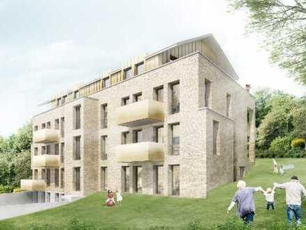 2,5 Zimmer exklusive Neubauwohnung in Stuttgarts Halbhöhenlage zu mieten