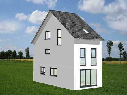 Vorankündigung! Helle Doppelhaushälfte in traumhafter Hanglage von Zornheim inklusive Grundstück!