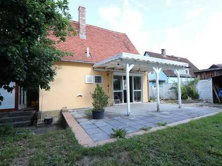 Sanierungsbedürftiges kleines Einfamilienhaus in Heinersreuth