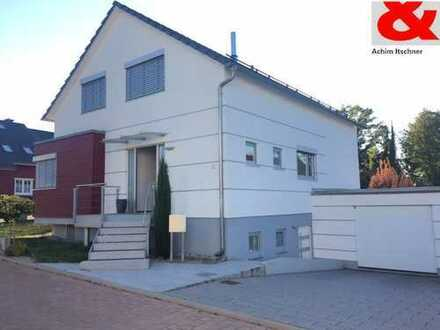 Exclusives Einfamilienhaus mit Einliegerwohnung in ruhiger Lage von Wiesloch-Schatthausen