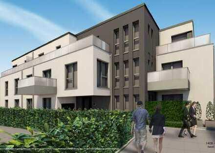 stilvolle 2-Zimmer-Terrassenwohnung, Neubau / Refrath (bezugsfertig 01.06.)