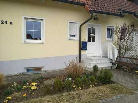 Schöne, gepflegte Doppelhaushälfte mit Garage in Tegernbach, Kreis Pfaffenhofen a.d.Ilm