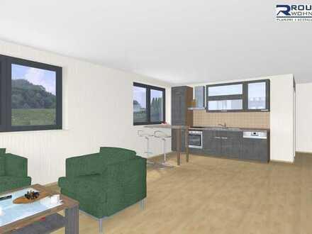 Freie, helle und moderne Wohnung - WNG Nr. 3 EG