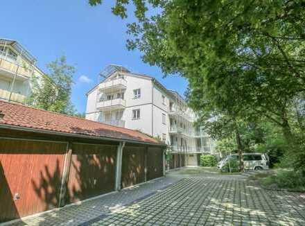 EBERSBERG Ruhige 2-Zi.-Wohnung ++ Abendsonne ++ beliebte Ortsrandlage