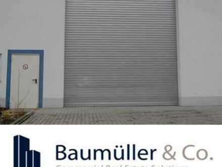 ca. 400 qm Halle + Büro - ebenerdige Andienung