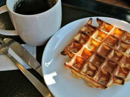 Kaffee und diverse Köstlichkeiten in Alt-Tempelhof