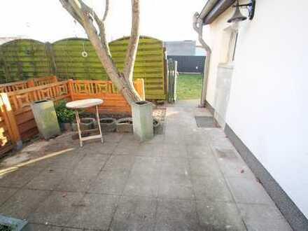 Terrasse - Einbauküche - Wannenbad!