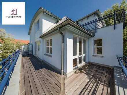 Provisionsfrei: Großzügige Wohnung im Gartenhaus