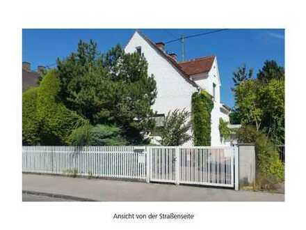 Haus mit Stil – f. München-Pendler ideal – Augsburg Hochzoll