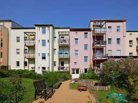 2 Zimmer im Altstadt-Gartenhaus in schöner Gartenanlage