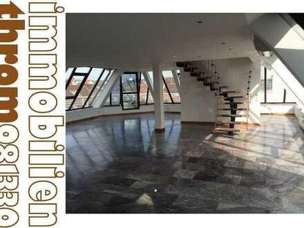 Penthouse-Maisonettewohnung mit Terrasse / Zentrale Stadtlage