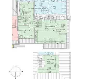 Erstbezug: Freundliche 4-Zimmer-Dachgeschosswohnung mit Loggia in Selm-Bork (Nr. 13)