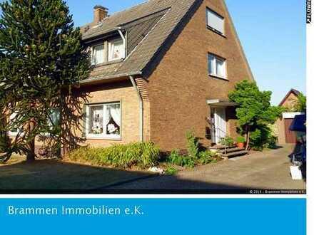 Ansprechende 2 Zimmer Mietwohnung in einem gepflegten Zweifamilienhaus in Xanten - Birten