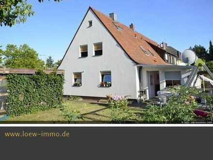 Für Glückskinder: Doppelhaushälfte in Fürth