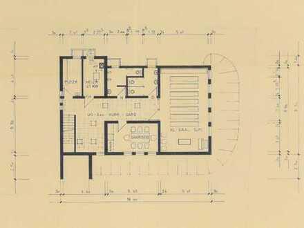 Ehemaliges Kirchengebäude / Gemeinbedarfsfläche in 71640 Ludwigsburg-Ossweil zu vermieten