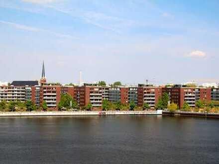 Nah am Wasser gebaut! Auf 2 Jahre befristete 3-Zimmer-Wohnung an der Rummelsburger Bucht!