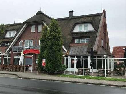 Gut vermietetes Restaurant im Teileigentum direkt in Hooksiel.