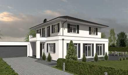 OBERNEULAND - Neubau von vier Einfamilienhäusern auf traumhaftem Grundstück