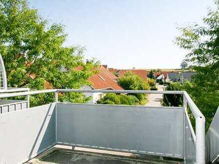 Bad Saulgau - Gepflegte Eigentumswohnung mit Balkon und Blick ins Grüne...