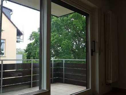 Sonnige renovierte 4-Zimmer-Wohnung mit Balkon im Frauenland in Würzburg