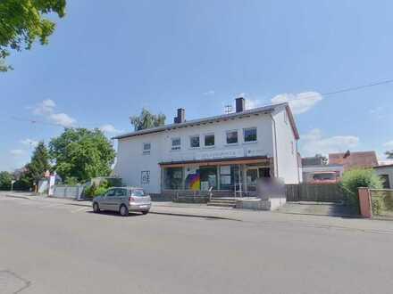 Wohn-/Geschäftshaus in Neu-Ulm/Ludwigsfeld