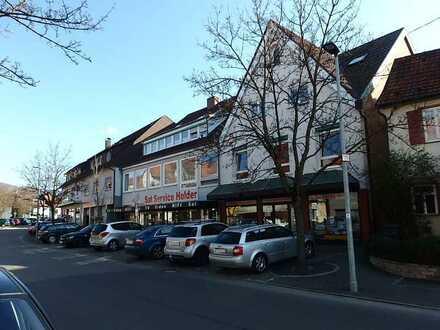 Einzelhandels-/Praxis-/ Büroräume im Zentrum von Weilheim