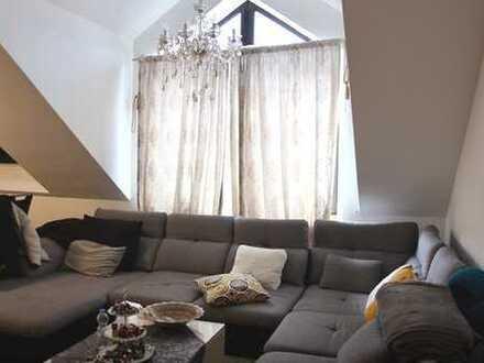 Schöne Wohnung mit perfektem Pendler- und Stadtanschluß