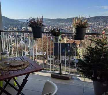Freie Sicht, viel Sonne, exklusiver Wohnraum !