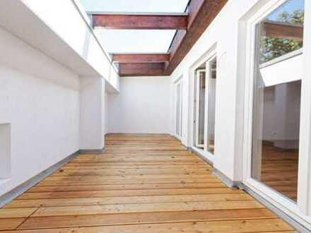 Helles Studio-Apartment mit großer Terrasse nahe Schlosspark Sanssouci