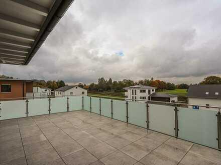 Neubau Penthouse-Wohnung zu vermieten
