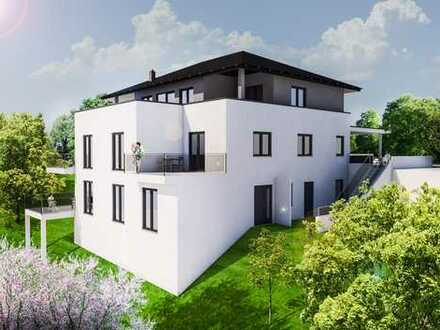 Komfortables und ruhiges Wohnen in Burghaun mit Blick auf die Rhön