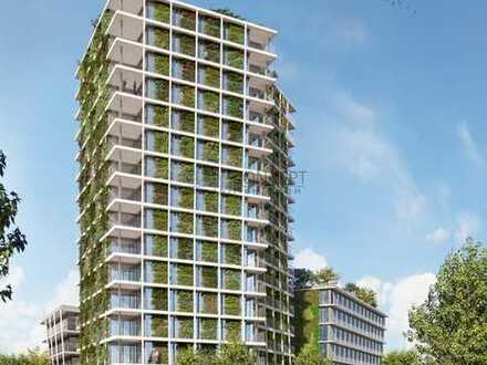 Sahnestückchen: Teilgastronomie Green City Tower & Green City Office StadtQuartier Güterbahn