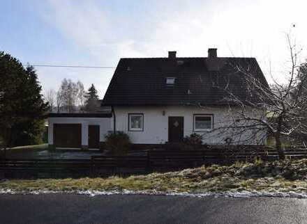 Einfamilienhaus in D-95168 Marktleuthen, OT Hebanz, zu verkaufen
