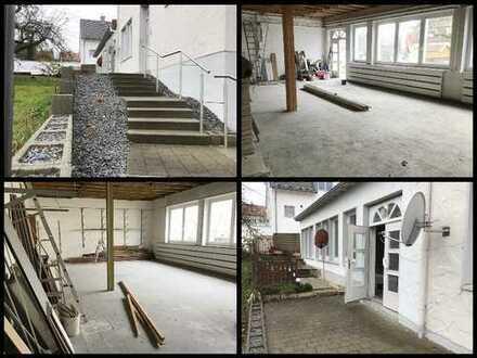 Gewerbefläche/Lager Laichingen...Nutzung/Renovierung nach Vereinbarung