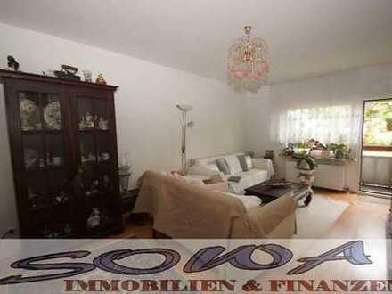 Schicke 2 Zimmerwohnung im Erdgeschoss mit Balkon - Neuburg - Ihr Immobilienmakler: SOWA Immobilien