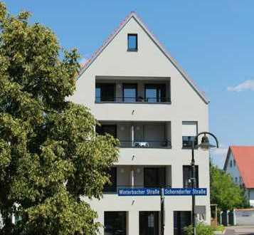 Betreute Seniorenwohnung: großzügige 1-Zimmer-Wohnung im 1.OG (Whg.16)